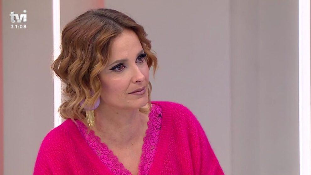 Cristina Ferreira Emociona-Se Jornal Das 8