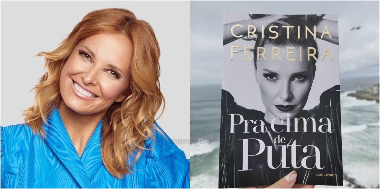 Cristina Ferreira Livro Pra Cima De Puta