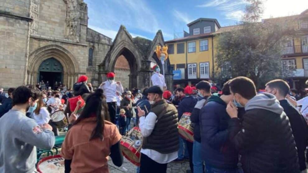 Festas Nicolinas Guimaraes