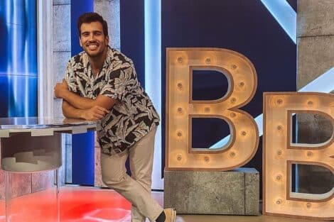 Goncalo Roque Reporter Big Brother