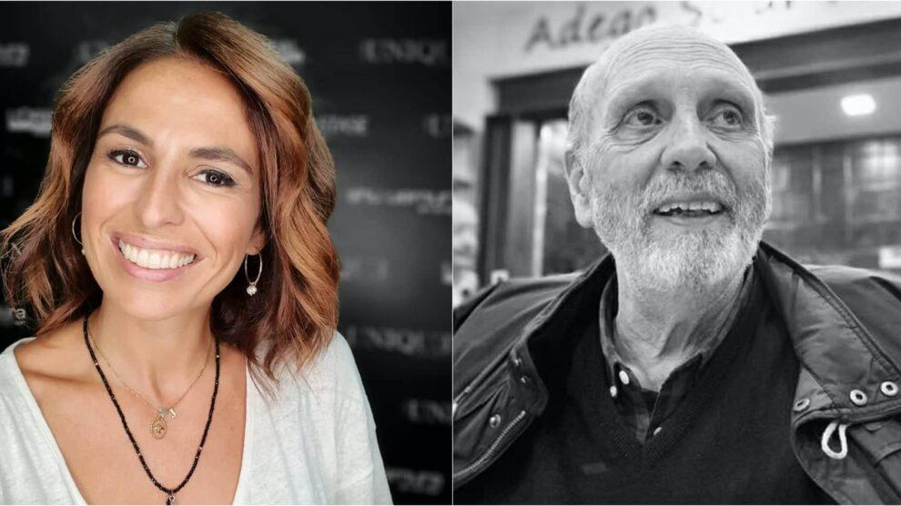 Joana Cruz Morreu Pai