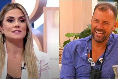 Liliana Filipa Confirma Conhece Pedro Big Brother