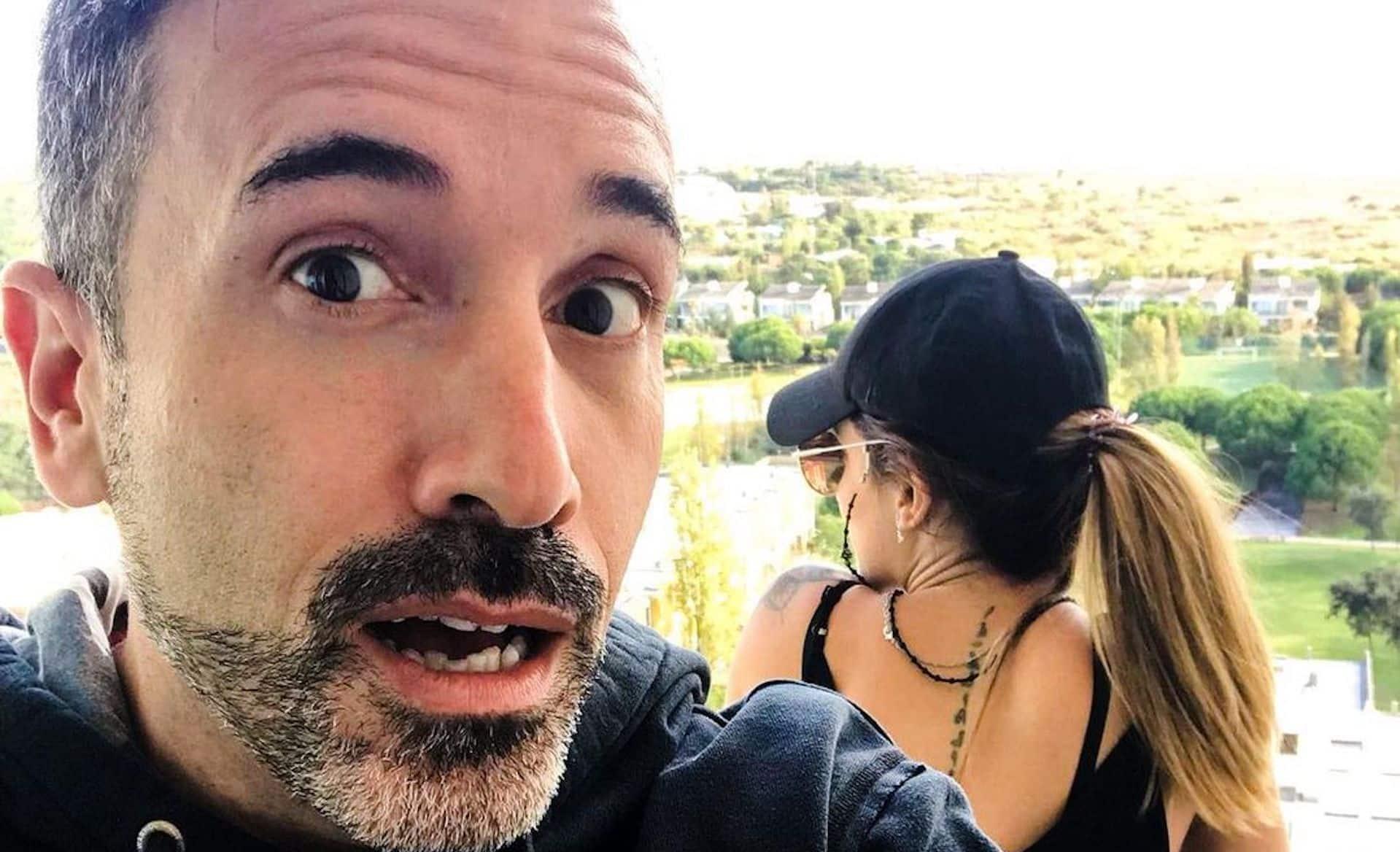 Marco Horacio Namorada