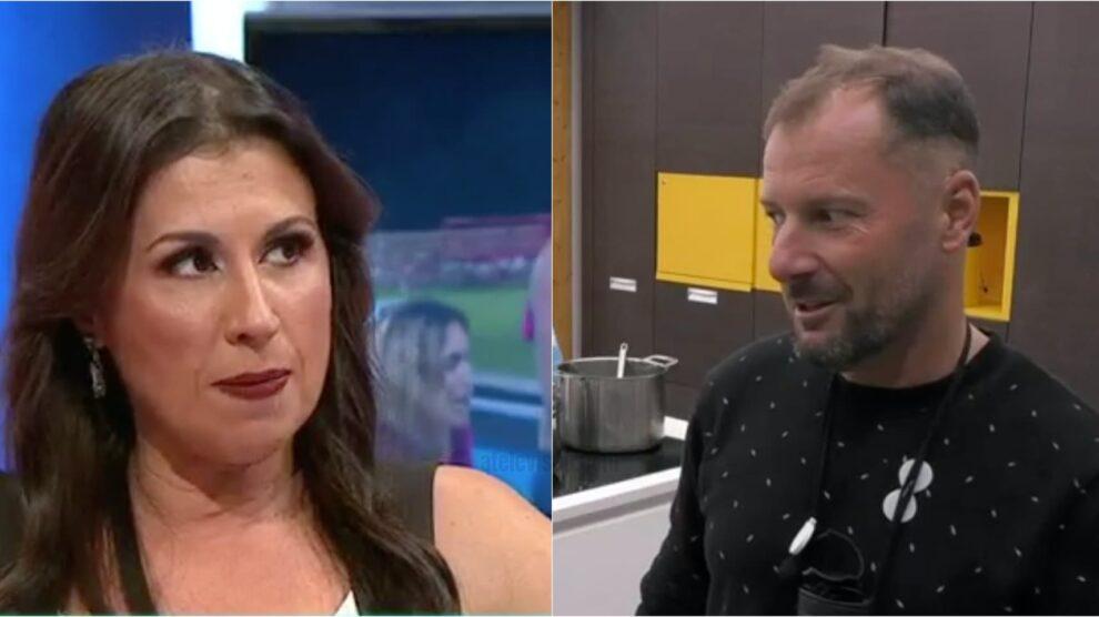 Marta Cardoso Arrasa Pedro Big Brother