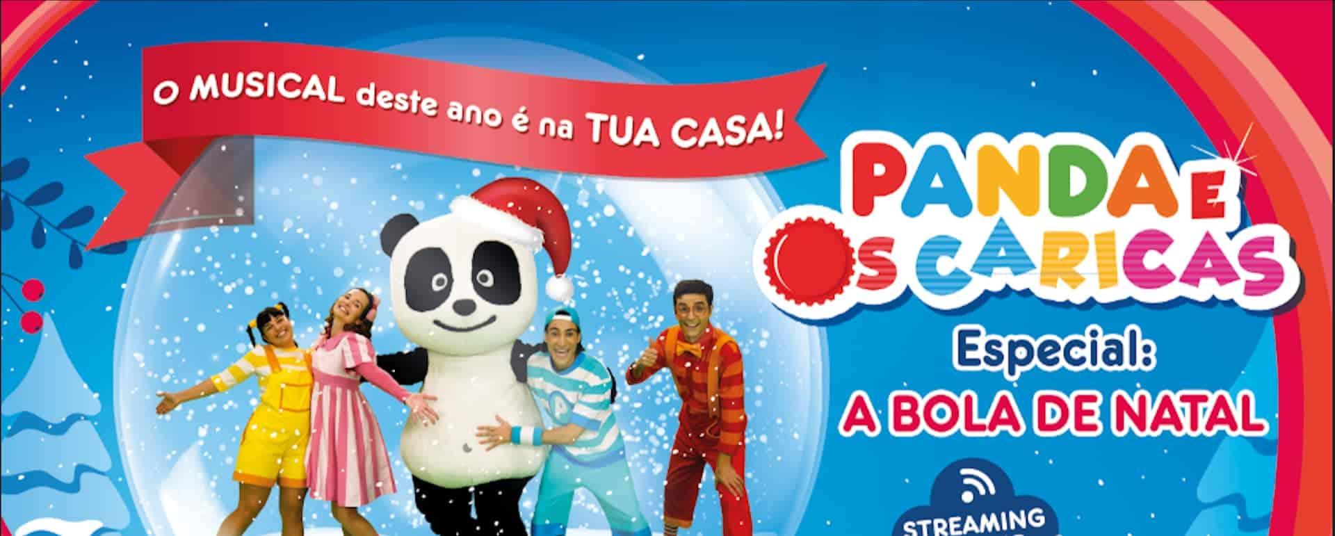 Musical Natal Panda E Os Caricas Ao Vivo Streaming