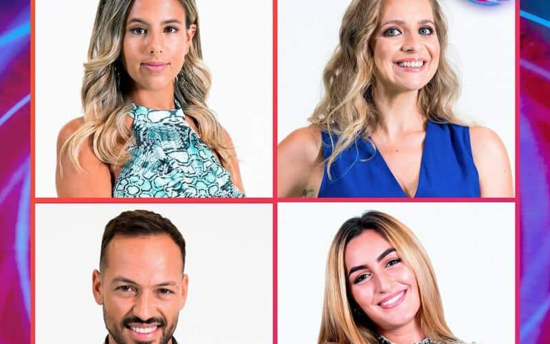 Nomeados 4 Big Brother