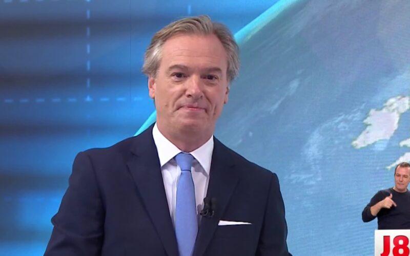 Pedro Pinto Despede Se Tvi