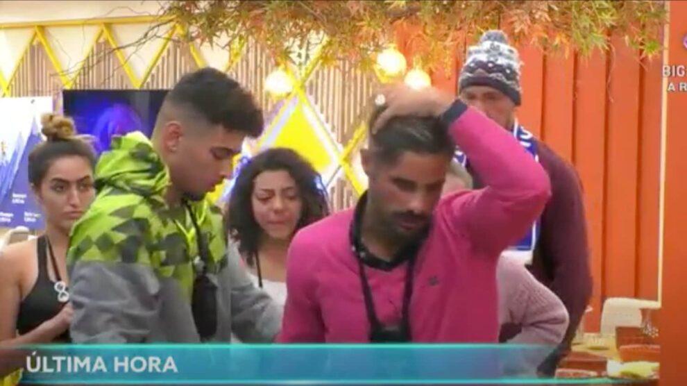 Rui Pedro Desiste Big Brother