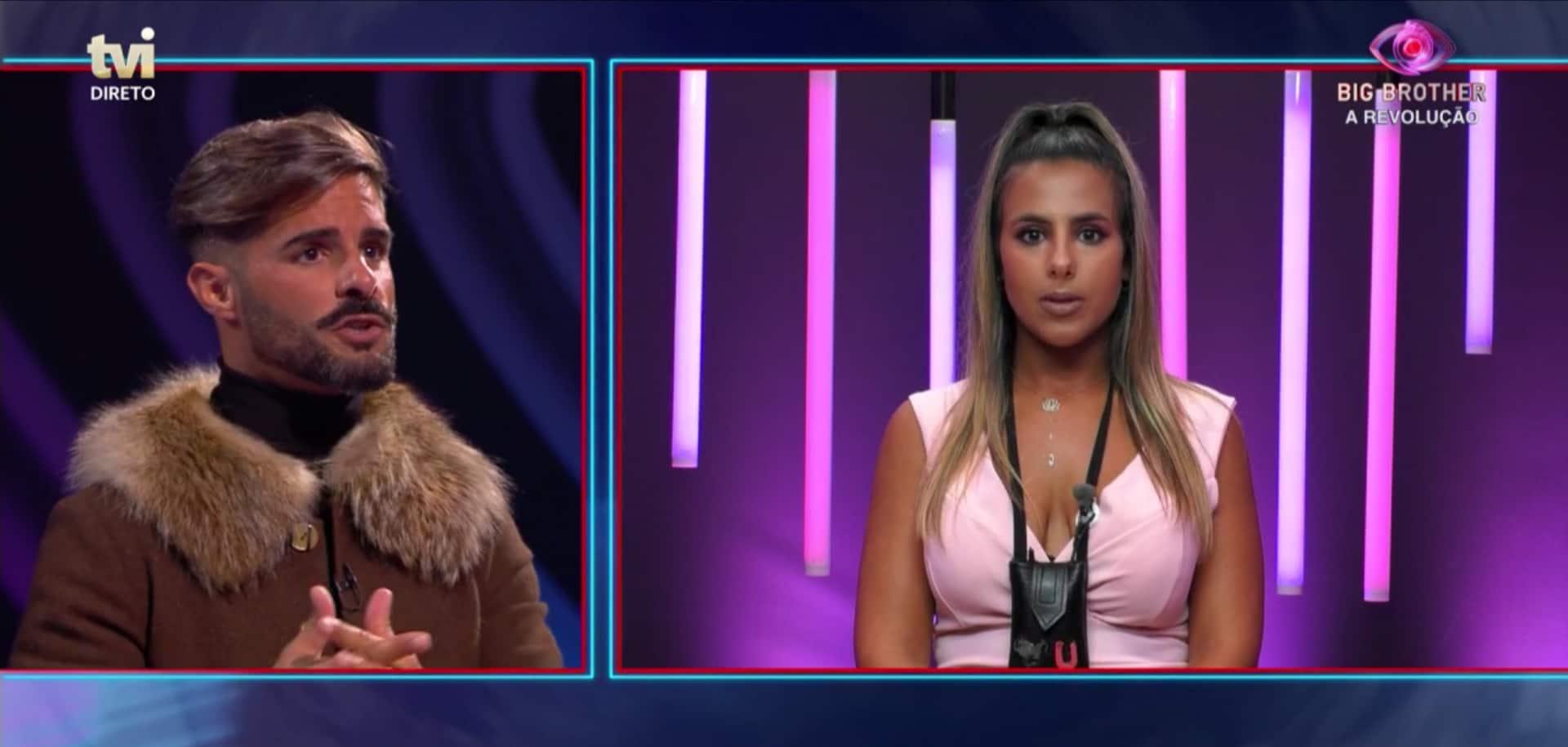 Rui Pedro Joana Gala Big Brother