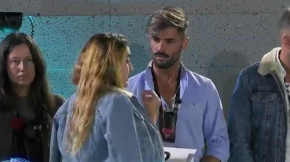 Rui Pedro Rebaixa Zena Big Brother