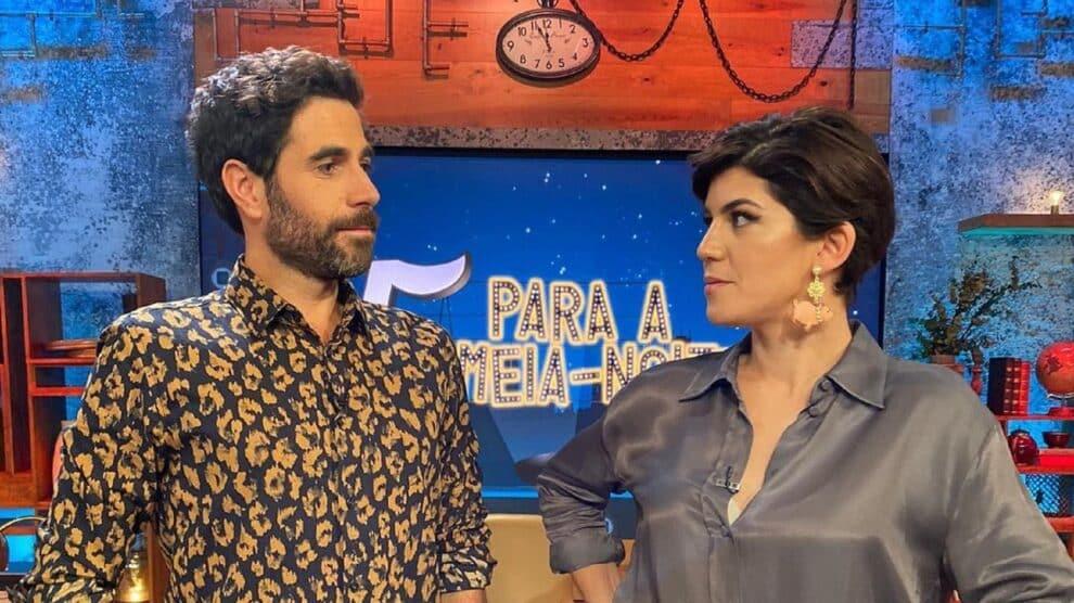 5 Para A Meia-Noite, Miguel Rocha, Inês Lopes Gonçalves