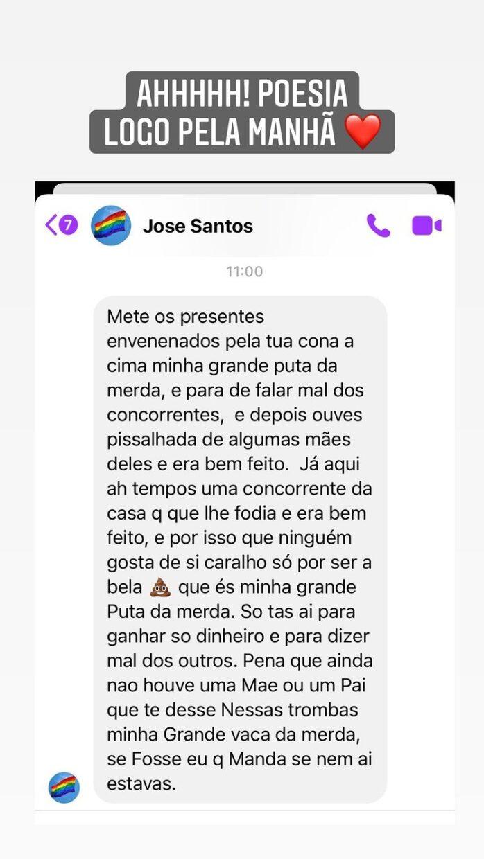 Big Brother, A Pipoca Mais Doce, Ana Garcia Martins