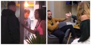 Casais, Big Brother - A Revolução, Zena, Renato, Jessica, Andre