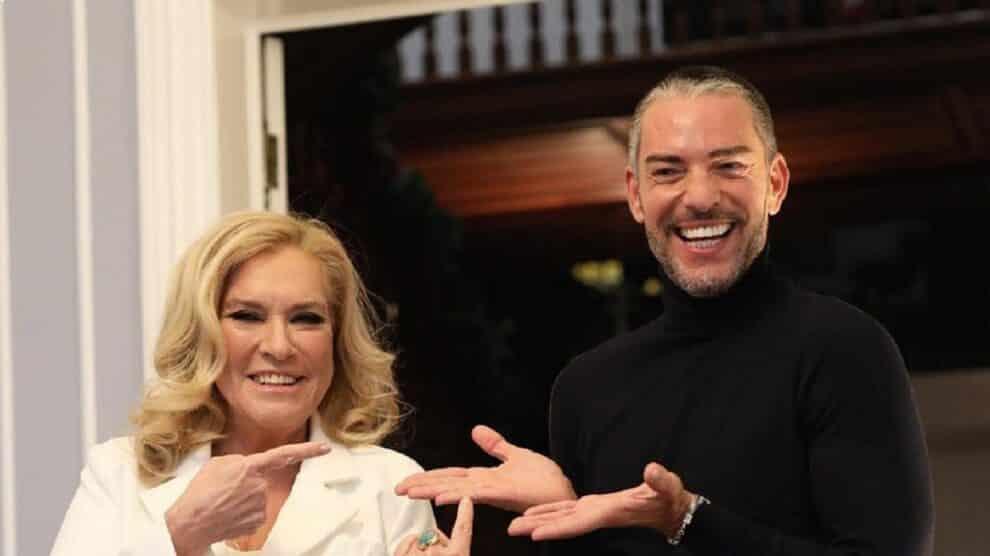 Cláudio Ramos, Teresa Guilherme, Big Brother