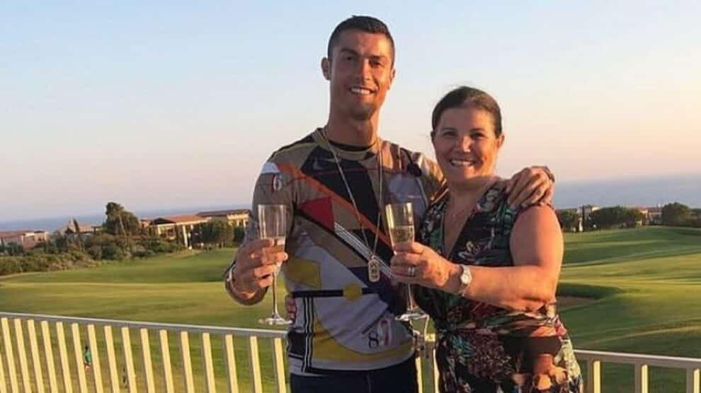 Cristiano Ronaldo Dolores Aveiro
