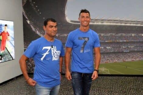 Cristiano Ronaldo, Hugo Aveiro