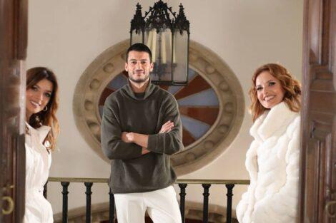 Cristina Ferreira, Maria Cerqueira Gomes, Ruben Rua, Tvi