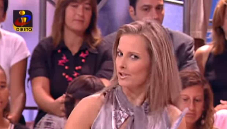 Cristina Ferreira, Você Na Tv, Estreia