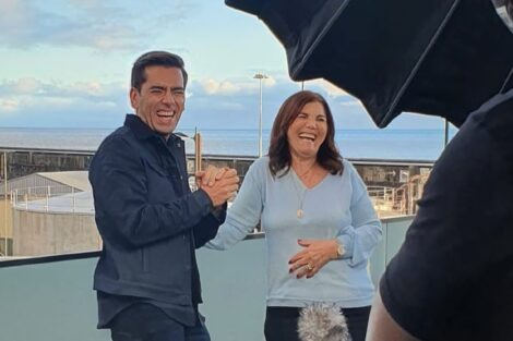 Dolores Aveiro, Pedro Fernandes, Tvi