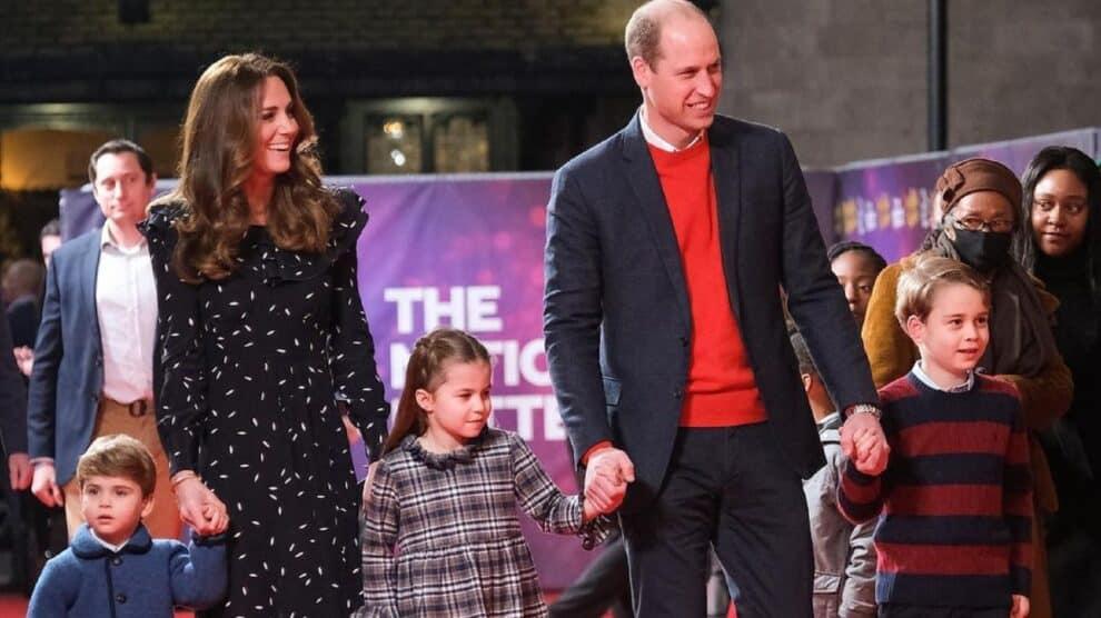 Duques De Cambridge, William E Kate Middleton, Filhos