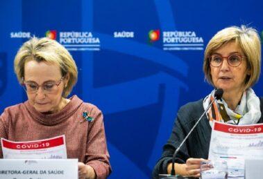 Graça Freitas, Marta Temido, Direção-Geral Da Saúde, Covid-19