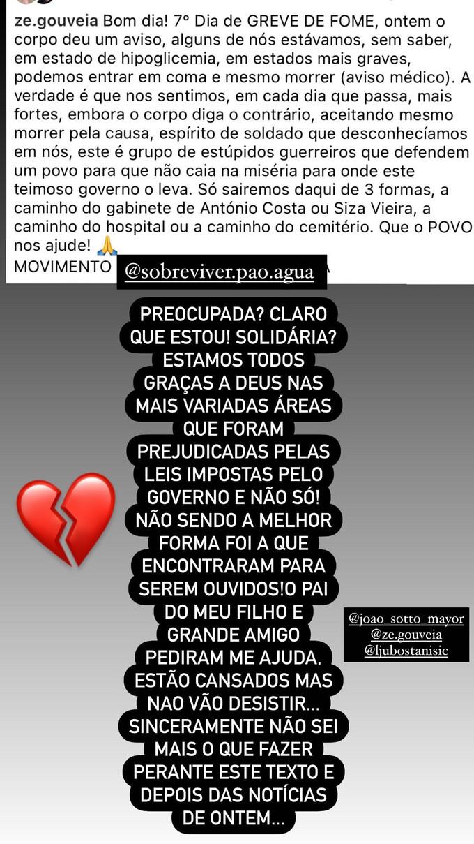 Isabel Figueira Ex Companheiro