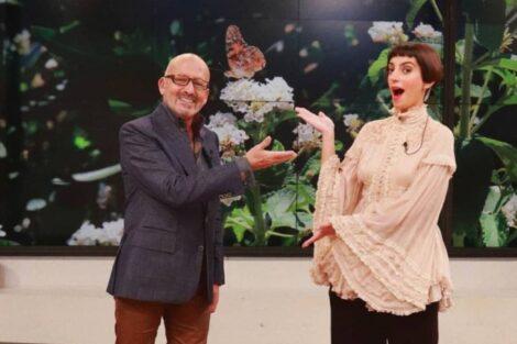 Joana Barrios, Manuel Luís Goucha, Você Na Tv, Tvi, Audiências