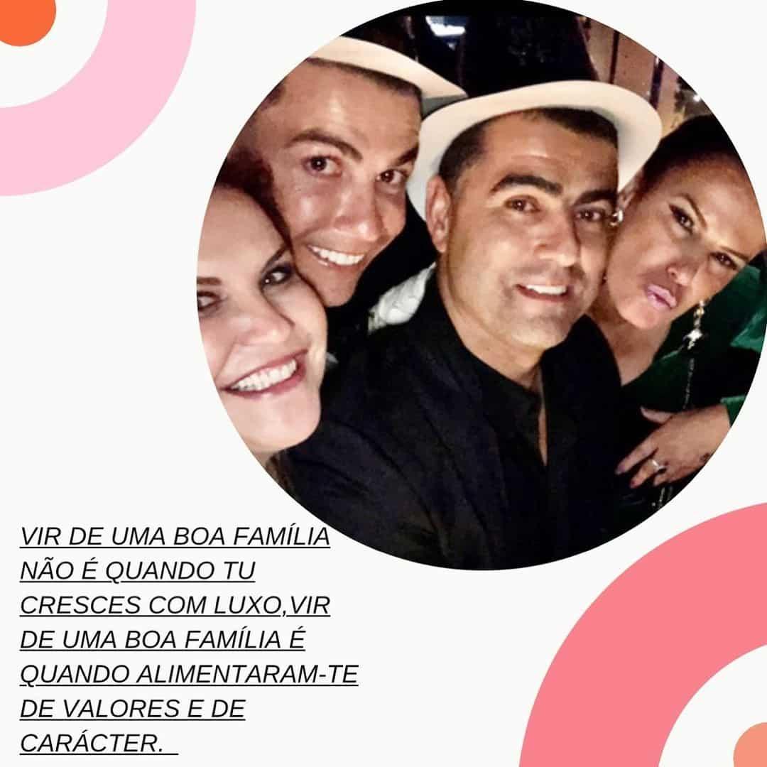 Katia Aveiro, Elma, Ronaldo, Hugo