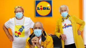 Lar De Idosos - Lidl