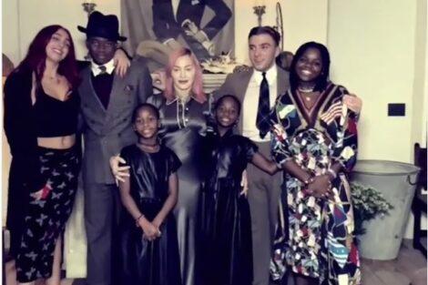 Madonna Filhos