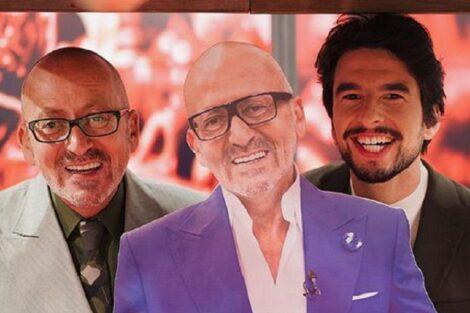 Você Na Tv! Manuel Luís Goucha E Joao Montez