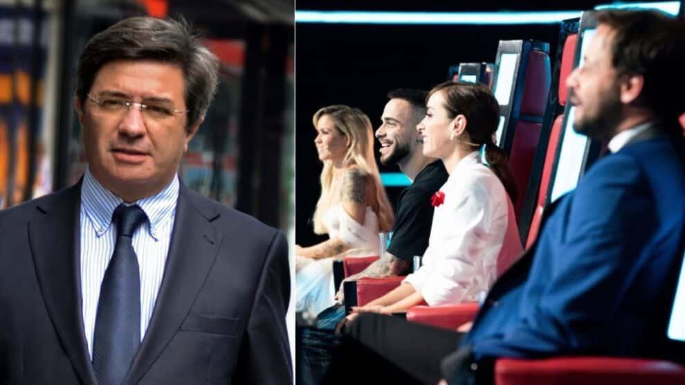 Paulo De Morais, The Voice, Rtp