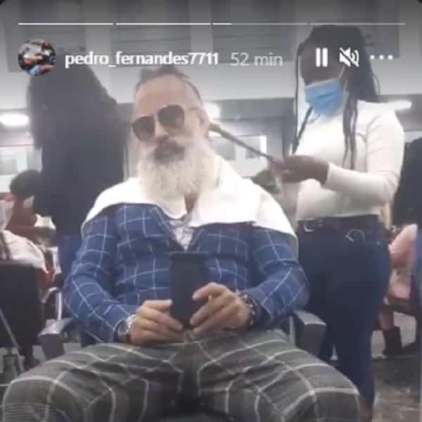Pedro Fernandes, Pai De Jéssica Fernandes, Big Brother