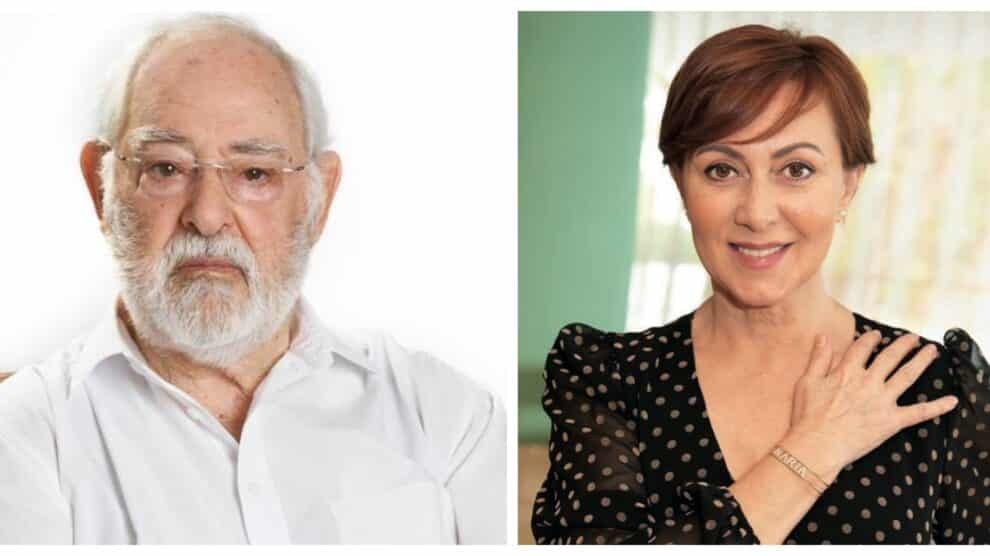 Ruy De Carvalho E Maria João Abreu
