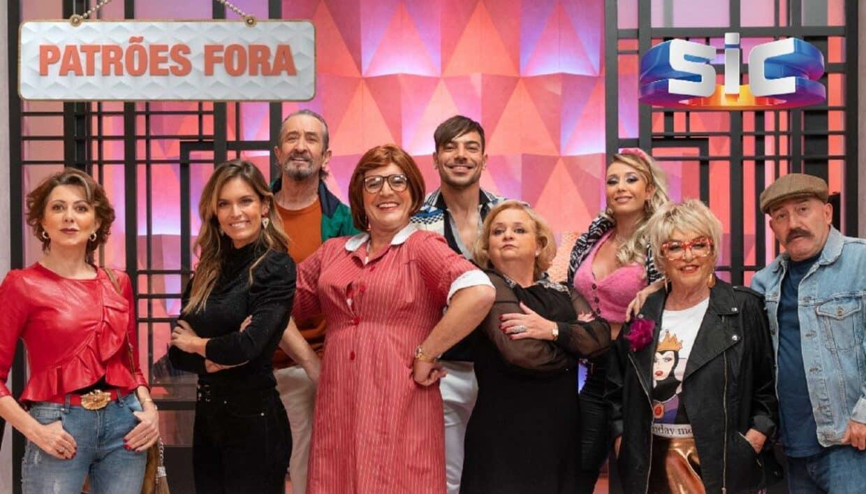 Sic, Patrões Fora, João Baião