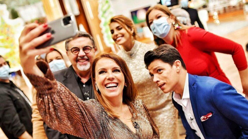 Tânia Ribas, Vasco Palmeirim, José Carlos Malato, Vanessa Oliveira, Catarina Furtado, Natal Dos Hospitais, Rtp1, Natal Na Rtp1