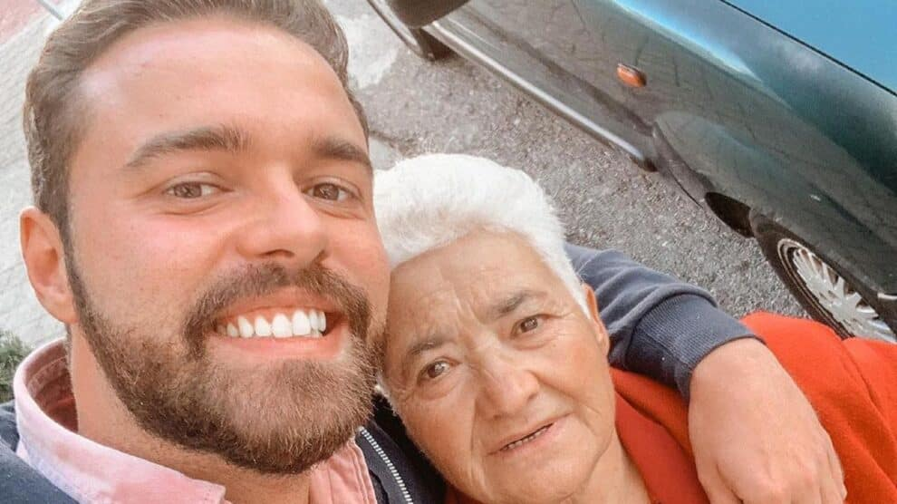 Você Na Tv, João Valentim, Avó Virinha