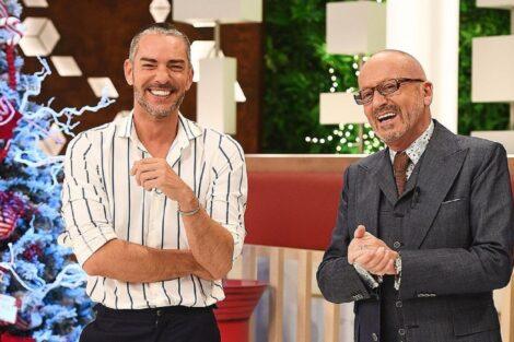 Você Na Tv, Manuel Luís Goucha, Cláudio Ramos