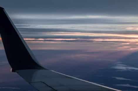 Asa De Avião Avião Covid-19