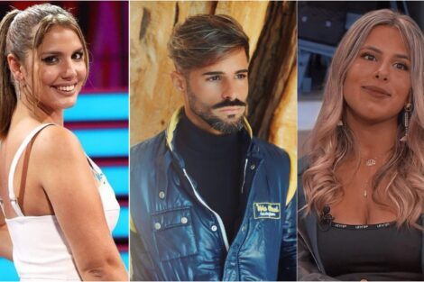 Big Brother Carina Rui Pedro Joana
