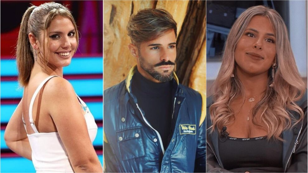 Big Brother Carina Rui Pedro Joana