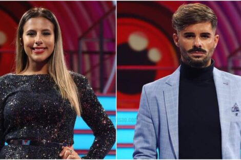 Big Brother Joana Rui Pedro Teresa Guilherme