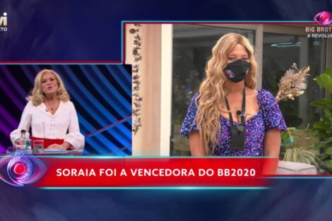 Big Brother Soraia Bb2020 Casa A Revolucao 1