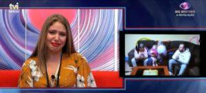 Carina Big Brother Surpreendida Video Filha Anos