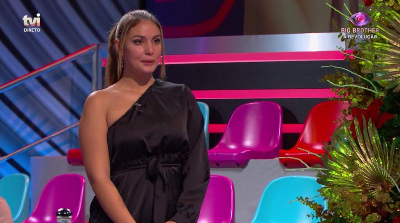 Carina Sandra Gala Big Brother Polemica Discussao 3
