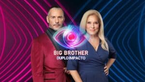 Claudio Ramos Teresa Guilherme Big Brother Duplo Impacto Tvi