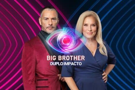 Claudio Ramos Teresa Guilherme Big Brother Duplo Impacto Tvi