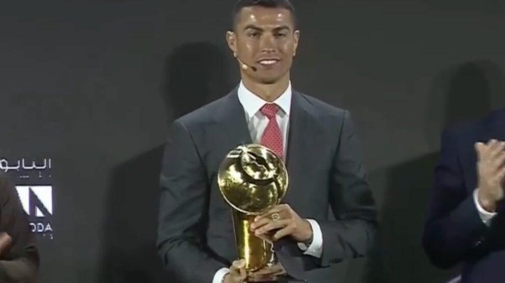Cristiano Ronaldo Eleito Melhor Jogador Do Século