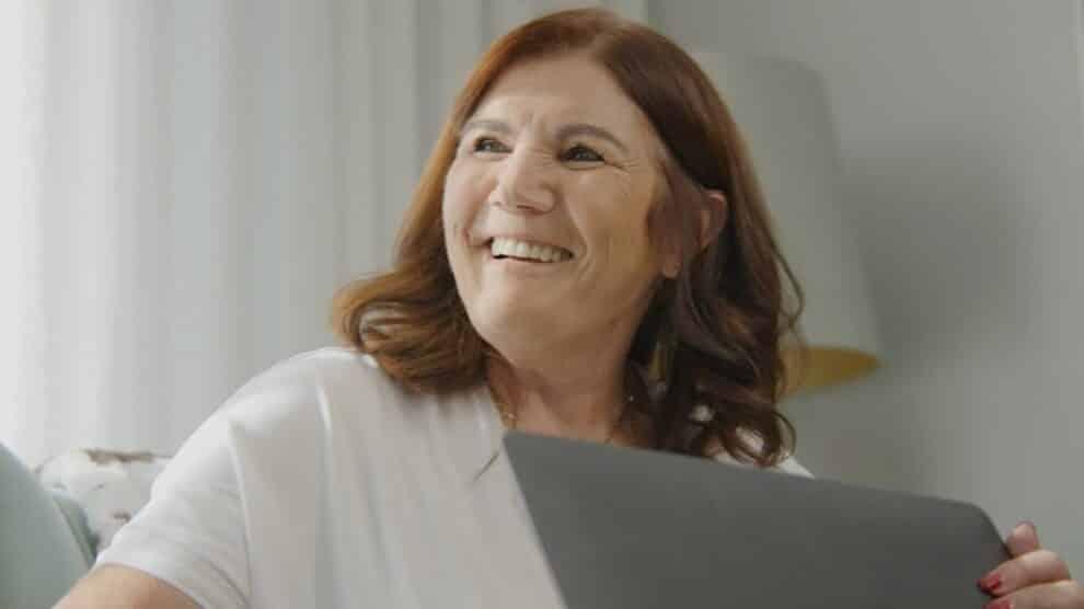Dolores Aveiro Mae Energia Serie Tvi