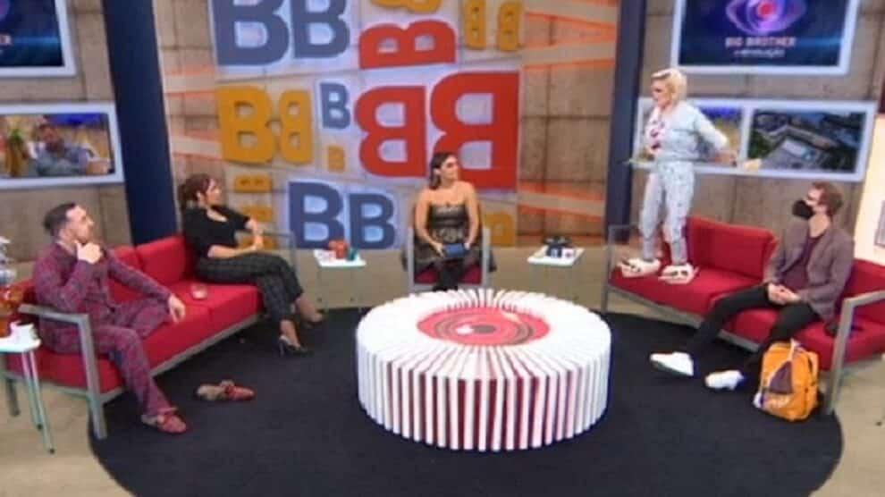 Fanny Rodrigues Flavio Furtado Big Brother